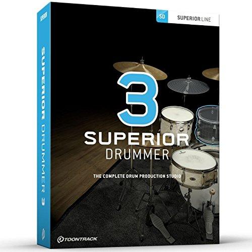 Preisvergleich Produktbild Toontrack Superior Drummer 3 Upgrade