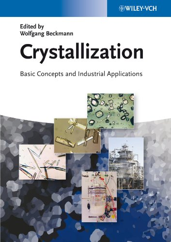 Crystallization: Basic Concepts and Industrial Applications (English Edition)