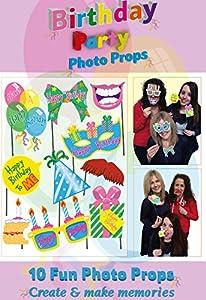 Alandra regalos fiesta de cumpleaños foto Prop