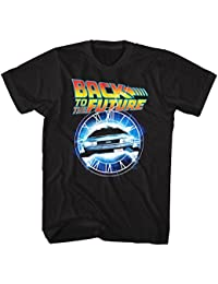 Back To The Future - Out Men Of Tank Top Temps