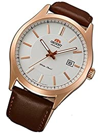 Orient FER2C002W0 - Reloj automático de piel para caballero con fecha, diseño clásico