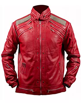 F&H Men's Michael Jackson Beat It Jacket