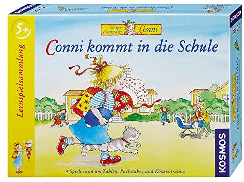 KOSMOS 6982700 - Conni kommt in die Schule