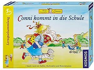 Kosmos 698270 Niños Juegos de preguntas - Juego de tablero (Juegos de preguntas, Niños, 10 min, Niño/niña, 5 año(s), Interior)