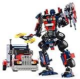 #6: Vortex Toys Transform Series Building Blocks Mini Figures