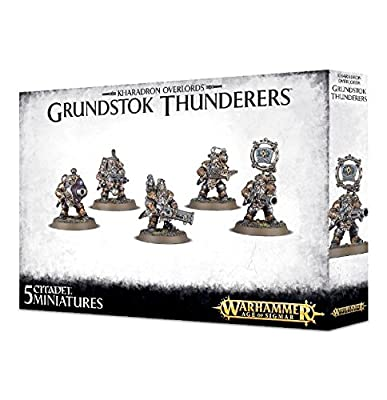 Kharadron Overlords - Grundstok Thunderers 84-37 - Warhammer Age of Sigmar