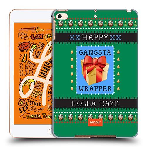 Head Case Designs Offizielle Emoji® Verpackung Hässliches Weihnachten Harte Rueckseiten Huelle kompatibel mit iPad Mini (2019)