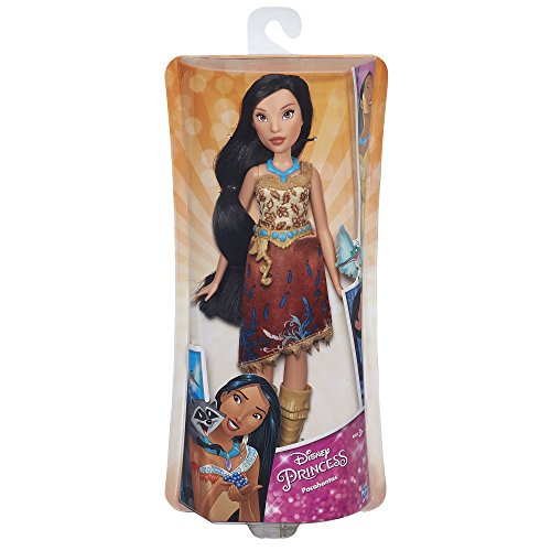 Disney Princess - Muñeca Pocahontas (Hasbro B5828ES2)