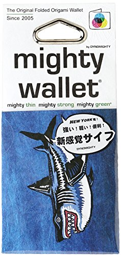 dynomighty-mighty-tyvek-wallet-hungry-psycho-shark-by-madkinglion-water-stain-tear-resistant