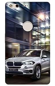 iessential cars Designer Printed Back Case Cover for Google Pixel