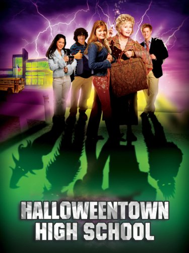Halloweentown High School (Channel Halloween Disney)