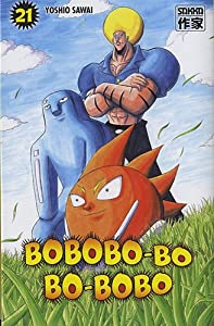 Bobobo-Bo Bo-Bobo Edition simple Tome 21