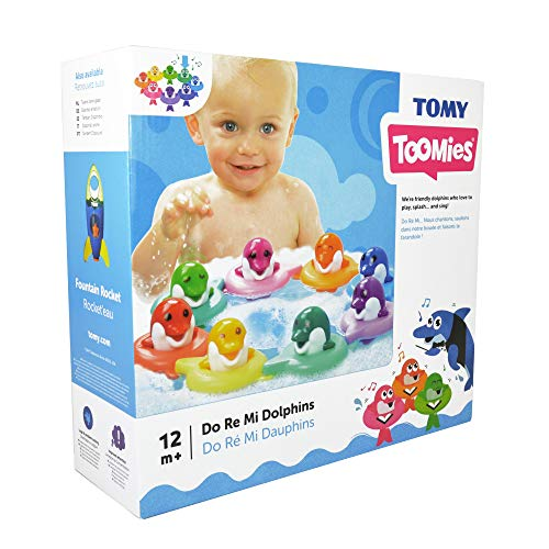 Tomy E6528 – Aqua Fun – Do Re Mi Delfine - 5
