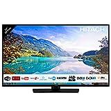 Hitachi Téléviseur 24HE2001 24' (59,9cm) / HD/Smart TV/Netflix/Youtube/Alexa / 2...