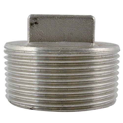 Male Threaded Plug (SuperWhole 2