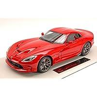 SRT VIPER 2012 RED 1:18 TopMarques Auto Stradali modello modellino die cast