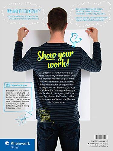 51hc9wbtaLL - In eigener Sache: Online-Marketing und Social Media für Kreative: Präsentieren Sie sich und Ihre Arbeiten im Web