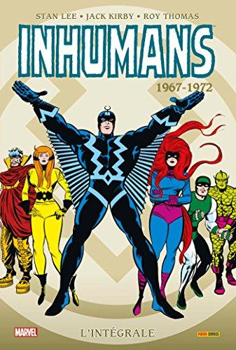 Inhumans intgrale T01 1967-1972
