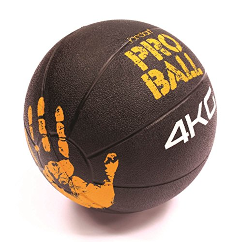 Jordan Pro balón medicinal 4 kg (negro/naranja)