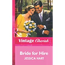 Bride for Hire (Mills & Boon Vintage Cherish)