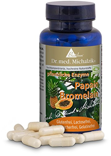 Enzyme pflanzlich nach Dr. med. Michalzik