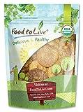 Food to Live Higos Bio certificados (Eco, Ecológico, Kosher) 453 gramos