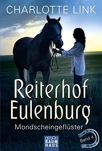 Buchcover Reiterhof Eulenburg - Mondscheingeflüster: Band 4