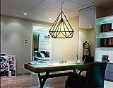 Lustre en laiton antique,plafond lumineux pour une salle de séjour,lustre rétro,...