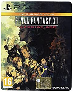 Final Fantasy XII: The Zodiac Age - Limited Edition - PlayStation 4