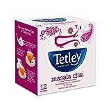 Tetley Flavour Tea, Masala, 12 Tea Bags