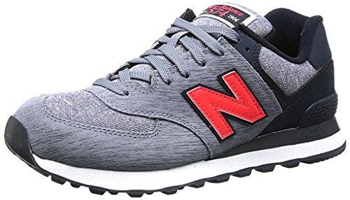 New Balance Wl574 B, Damen Sneakers Violett (multicolore)