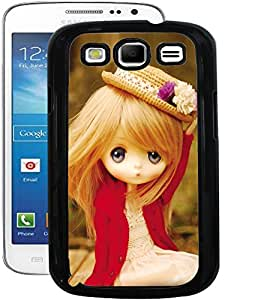 ColourCraft Lovely Doll Design Back Case Cover for SAMSUNG GALAXY S3 NEO I9300I