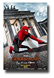 Posters: Spider Man Poster - Movie 11x43,2 cm - Far from Home Berlin Allemagne