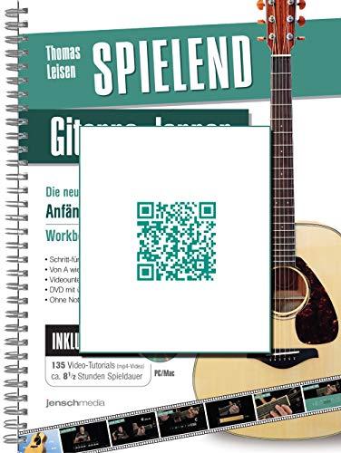 Spielend Gitarre Lernen: Die große Anfänger-Gitarrenschule (mit DVD) - 11