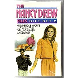 The Nancy Drew Files Gift Set 2: Death by Design/Pure Poison/the Black Widow/Most Likely to Die/Playing With Fire/Boxed Set Case No. 26-30