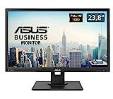 ASUS BE249QLBH - Ecran PC 23'' FHD - Dalle IPS - 16:9 - 1920x1080 - DP, HDMI, DVI,...