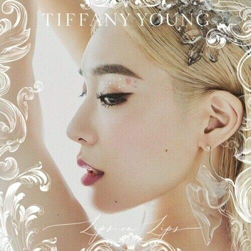 TIFFANY YOUNG Girl\'s Generation [Lips On Lips] EP Album CD+1p Poster+Booklet+PhotoCard+Extra PhotoCard Set+Tracking K-POP Sealed