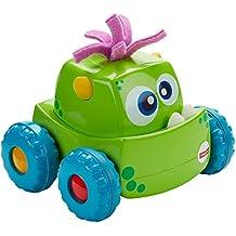 Fisher Price Blaze and the Monster Machines DRG15 Azul, Verde vehículo de juguete - vehículos de juguete (Azul, Verde, Monster Truck, Niño/niña, 1 pieza(s))