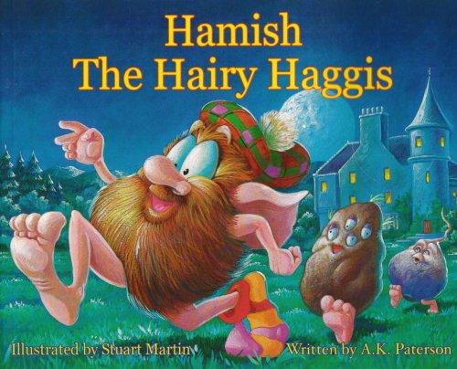 Hamish the Hairy Haggis (Lomond) por A. K. Paterson