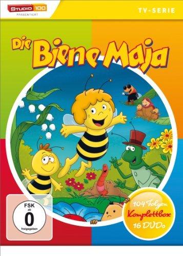 Die Biene Maja - Komplettbox (16 DVDs)