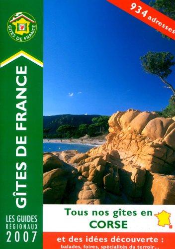 Tous nos gîtes en Corse