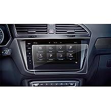 lfotpp-Protector de pantalla para Volkswagen Tiguan Navegación sistemas Discover Pro 9,2pulgadas 2017