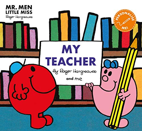 Mr Men. My Teacher por Vv.Aa