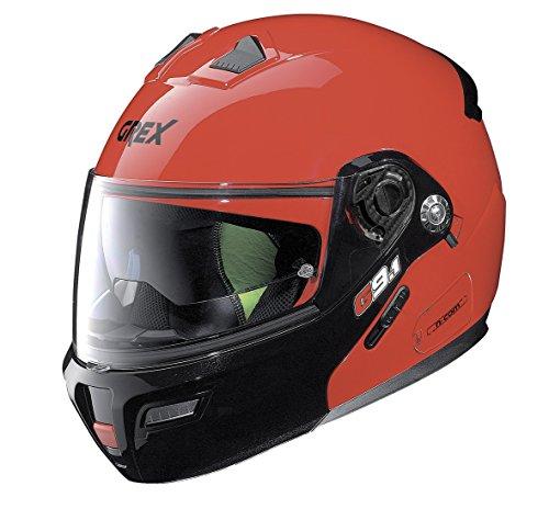 Preisvergleich Produktbild Helm GREX G9.1 Evolve gekoppelte N-COM – Corsa Red 16