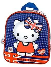 Hello Kitty 3d Mochila infantil 20 cm