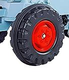 BIG Vorderrad Ersatzrad mit Felge rot Traktoren Eicher Diesel und Fendt