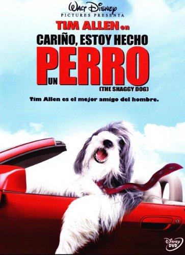 Cariño, estoy hecho un perro (The shaggy dog) [DVD]