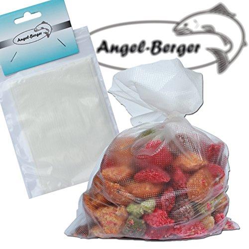 Angel Berger PVA Bags wasserlösliche Tüten 50 Stück Sparpack