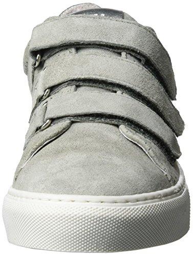 Ca'Shott A17150, Sneakers basses femme Mehrfarbig (Grey Cipro/ Silver Galaxy)