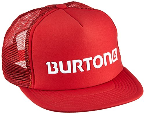 Burton Herren Kappe Shadow Trkr Mars Red